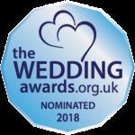 The Wedding Awards Button